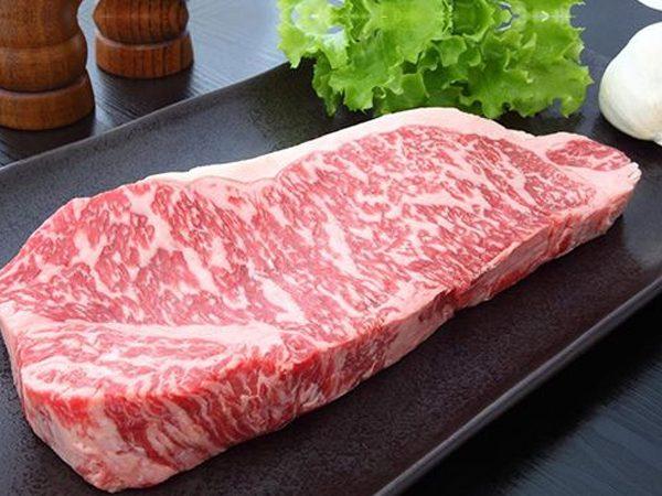 Thịt Bò Wagyu A4 – Striploin