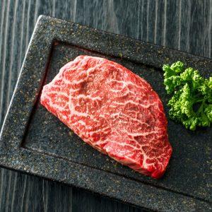 Thịt bò Kobe A5 – Top round (mông trên)