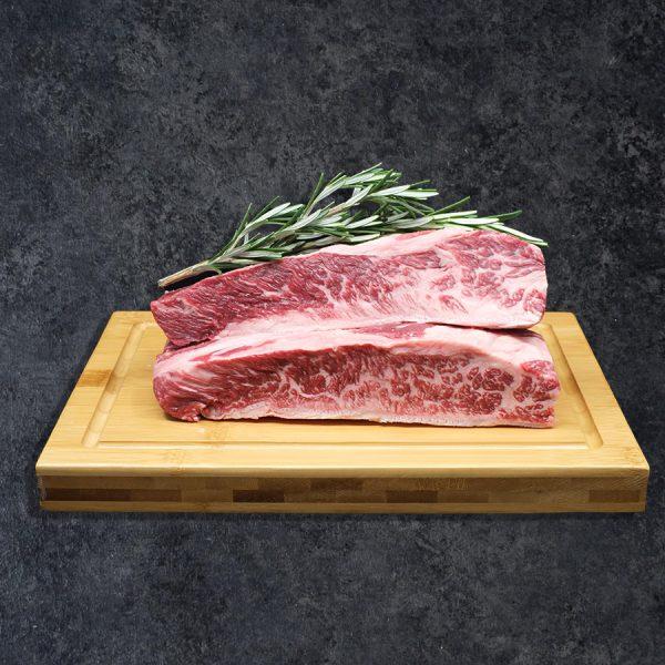 Thịt bò Kobe A5 – Chuck Rib (dẻ sườn rút xương)